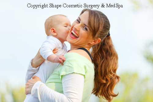 Pregnancy after Tummy Tuck Plastic Surgery Spokane and Tri Cities, WA